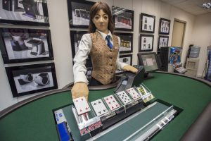 Robots and Machines in the Gambling Industry